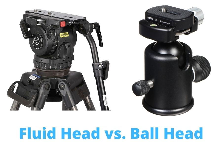 Fluid Head vs. Ball Head