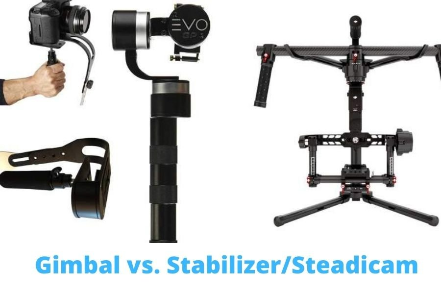 Gimbal vs. Stabilize