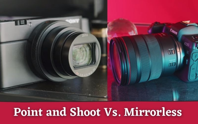 Point and Shoot Vs. Mirrorless