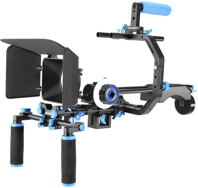 Types of Camera Stabilizers