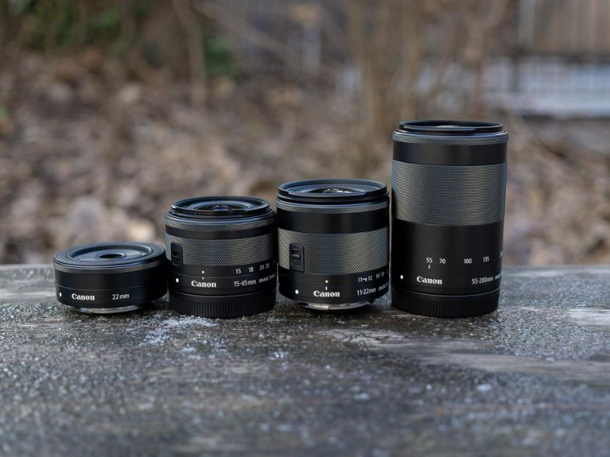 Best Canon Lenses For Astrophotography