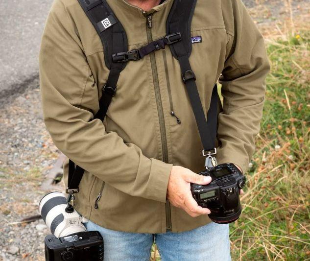 best dual camera strap