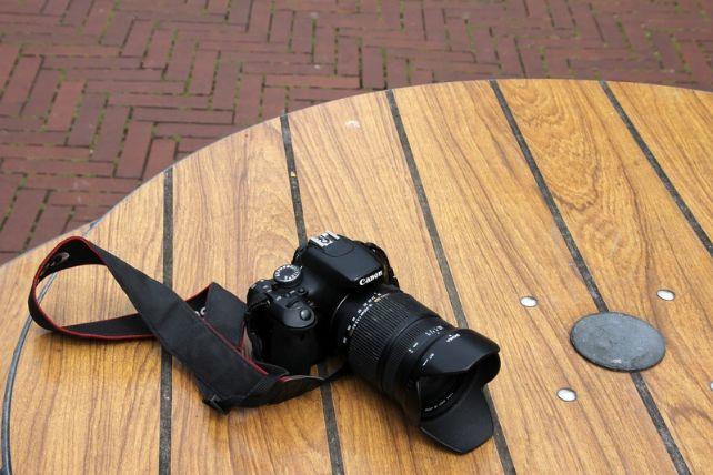 How To Attach Canon Camera Strap